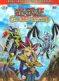 Yu-Gi-Oh: The Movie - Capsule Monsters Part 2