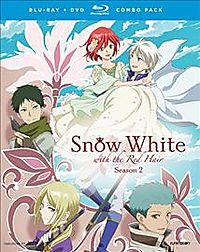 SNOW WHITE WITH THE RED HAIR:SEASON 2