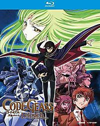 CODE GEASS:LELOUCH OF THE REBELL SSN1