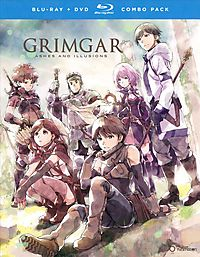 GRIMGAR ASHES AND ILLUSIONS:COMPLETE
