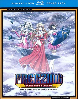 FREEZING VIBRATION:SEASON TWO (ANIME