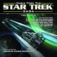 MUSIC FROM THE STAR TREK SAGA:VOL 2 (