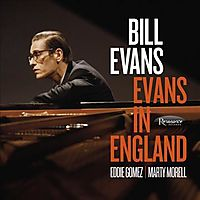 EVANS IN ENGLAND:LIVE AT RONNIE SCOTT