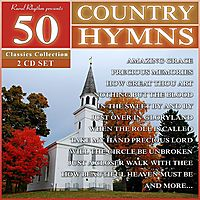 50 COUNTRY HYMNS:CLASSICS COLLECTION