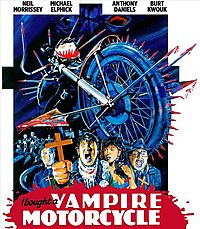 I BOUGHT A VAMPIRE MOTORCYCLE (SPECIA