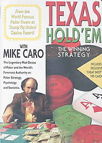 Winning Strategies - Texas Hold'em Poker with Mike Caro