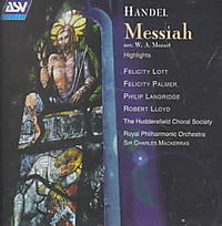 Messiah (HLTS)