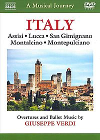 A Musical Journey: Italy - Assisi, Lucca, San Gimignano, Montalcino, Montepulciano