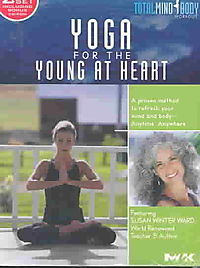 Yoga for the Young at Heart - 3 Pack