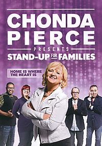 CHONDA PIERCE PRESENTS:STAND UP FOR F