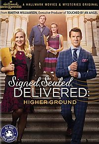 SIGNED SEALED DELIVERED:HIGHER GROUND