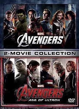 MARVEL'S THE AVENGERS COLLECTION