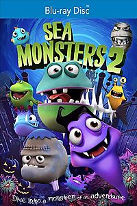SEA MONSTERS 2