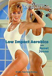 BODY FIRM:LOW IMPACT AEROBICS