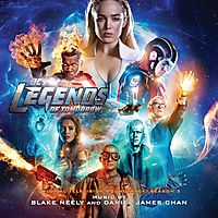 DC'S LEGENDS OF TOMORROW:SSN 3 (OST)