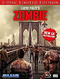 ZOMBIE (LIMITED EDITION) (COVER A BRI