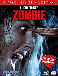 ZOMBIE (LIMITED EDITION) (COVER B SPL