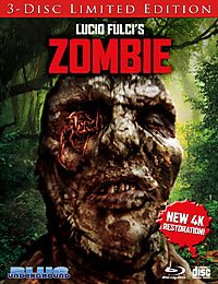 ZOMBIE (LIMITED EDITION) (COVER C WOR