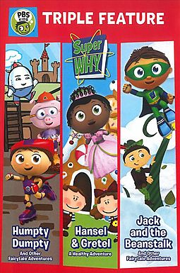 SUPER WHY:TRIPLE FEATURE HUMPTY DUMP
