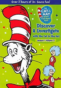 Cat in the Hat Knows a Lot About That!: Discover and Investigate with the Cat in the Hat