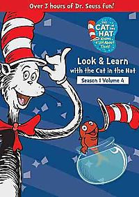 LOOK AND LEARN WITH THE CAT IN THE HA