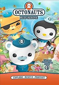 OCTONAUTS:REEF RESCUE
