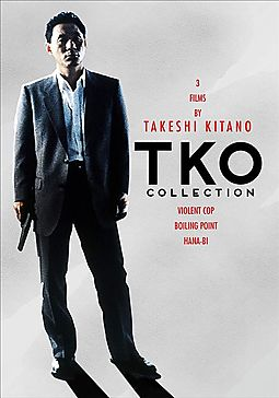 TKO COLLECTION:3 FILMS BY TAKESHI KIT