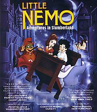 Little Nemo - Adventures in Slumberland
