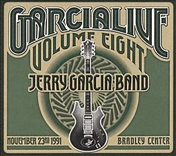 GARCIALIVE VOLUME EIGHT:NOVEMBER 23RD