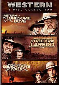 Lonesome Dove: 4 Discs Collection