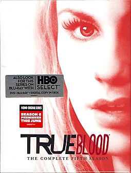 True Blood:The Complete Fifth Season