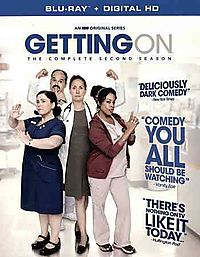 GETTING ON:COMPLETE SECOND SEASON