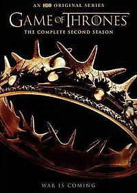 GAME OF THRONES:COMPLETE SECOND SSN