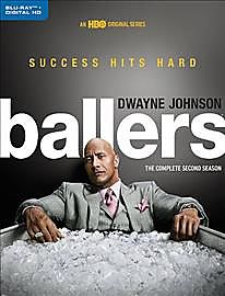 BALLERS:COMPLETE SECOND SEASON