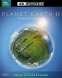 PLANET EARTH II (4K ULTRA HD)