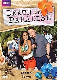 DEATH IN PARADISE:SEASON 7
