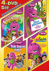 BARNEY:PRESCHOOL FAVORITES