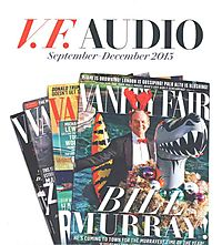 Vanity Fair Audio September-December 2015