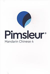 Pimsleur Chinese Mandarin Level 4