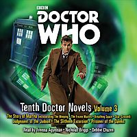 Tenth Doctor Novels